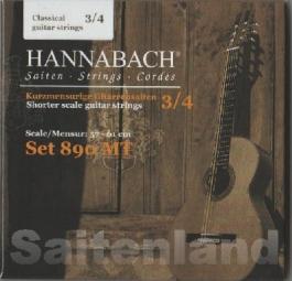 Hannabach-890-Konzert-3/4