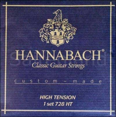 Hannabach Custom-Made 728HT