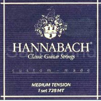 Hannabach Custom Made 728MT