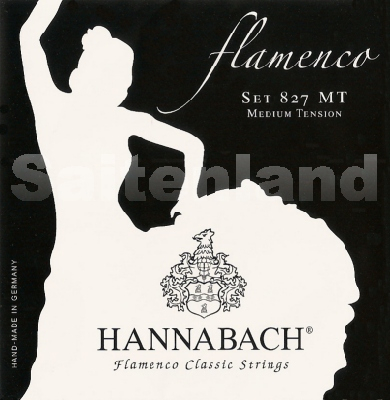 Hannabach Flamenco-827MT