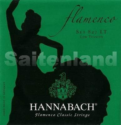 Hannabach Flamenco 827LT