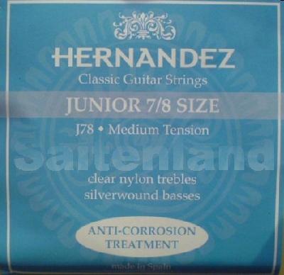 Hernandez Junior 7/8