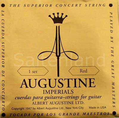 Augustine Imperials Red