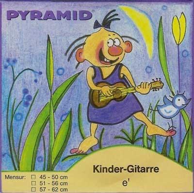 Kinder-Gitarrensaiten