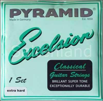 Pyramid Excelsior 385200, präzisionsrund extra hard