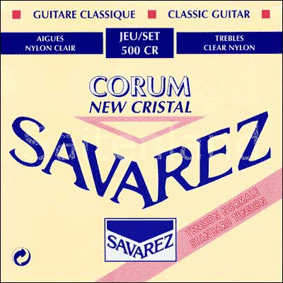 Savarez Corum New Cristal 500CR + CJ