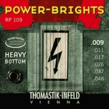 Thomastik Power Brights Heavy Bottom RP109, .009-.046 light