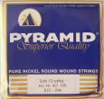 Pyramid 12-Saitig Superior-Quality Pure Nickel  421100
