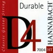 Hannabach D4 Durable 7004mt, medium