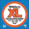 DAddario XL Nickel Round Wound-EJ22, .013-.056 medium