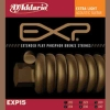 DAddario EXP Coated Phosphor Bronze Round Wound-EXP15, .010-.047 extra light