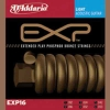 DAddario EXP Coated Phosphor Bronze Round Wound-EXP16, .012-.053 light