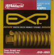 DAddario EXP Coated 80/20 Bronze Round Wound-EXP11, .012-.053 light