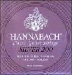 Hannabach Silver 200-900MHT, normal-hard