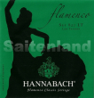 Hannabach Flamenco-827LT, präzisionsrund light
