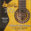 La Bella Classical Guitar Strings-2001M, Monofilament normal