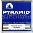 Pyramid 406100 Superior-Quality Pure Nickel Round Wound .012 - .052