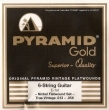 Pyramid Gold Original Vintage Flatwounds 413 100