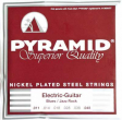 Pyramid 433100 Elektro Gitarre Nickel Plated Steel .011 - .048