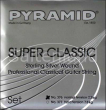 Pyramid Super Classic Sterling Silver Nylon 376200 Normal Tension