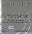 Pyramid Super Classic Sterling Silver Carbon C376200 Normal Tension